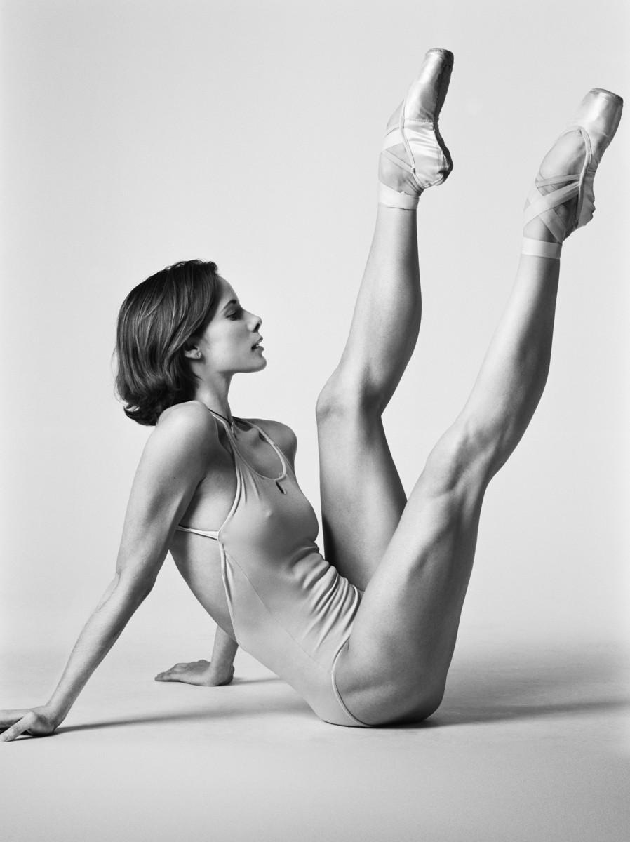 Балерина голые