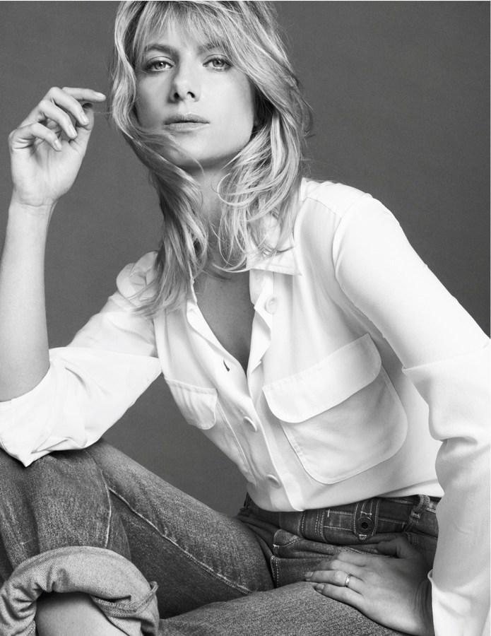 MANAGEMENT+ARTISTS - News - Geraldine Saglio styles ...